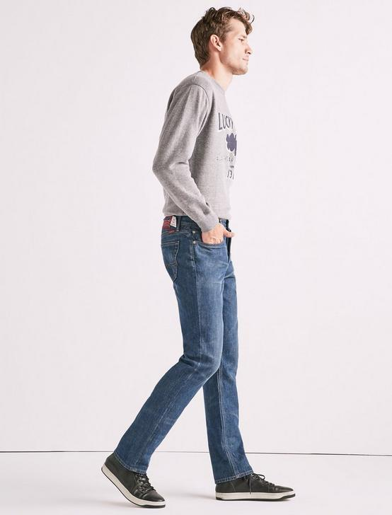 MADE IN L.A. 121 HERITAGE SLIM JEAN, MASON, productTileDesktop