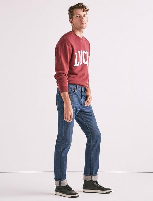MADE IN L.A. 410 ATHLETIC SLIM JEAN, STARK