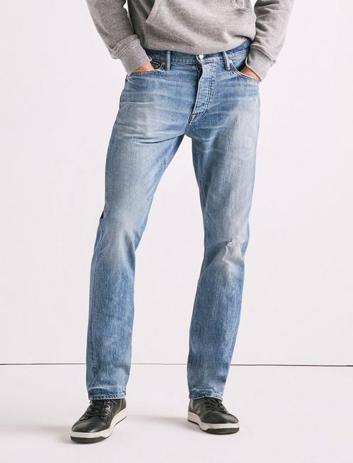 MADE IN L.A. 410 ATHLETIC SLIM JEAN, WILKINS