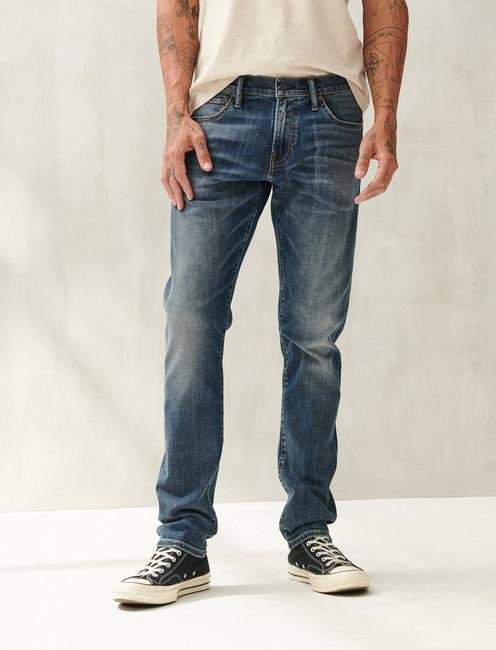 110 SLIM COOLMAX STRETCH JEAN, HARRISON