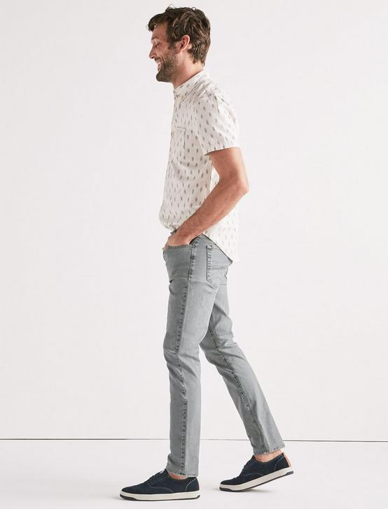 110 SKINNY STRETCH CANVAS JEAN, SALTED SEAGLASS, productTileDesktop