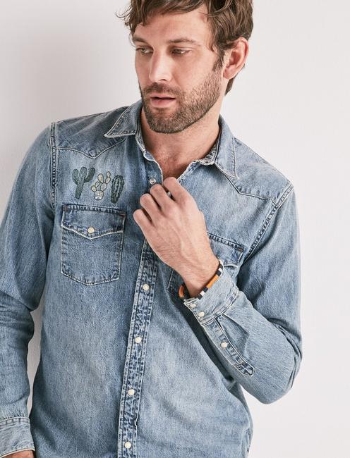 Lucky Denim Western Shirt