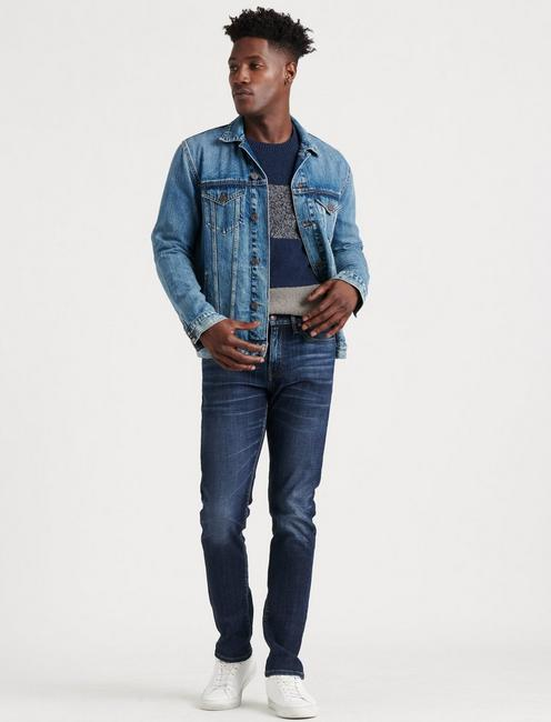 410 ATHLETIC SLIM COOLMAX ALL SEASON TECHNOLOGY JEAN,