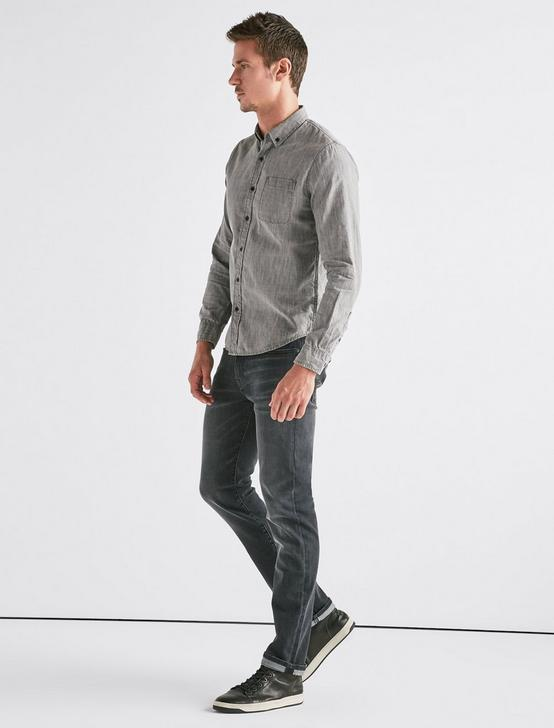 ONE POCKET TAILORED SHIRT, CRUZERO, productTileDesktop