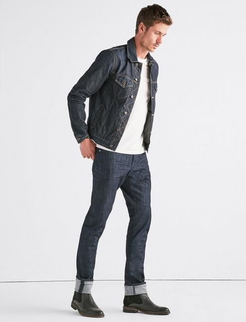 McKINNEY DENIM JACKET, ARCHWOOD