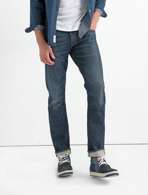 110 SKINNY STRETCH SELVEDGE JEAN, MAERS WAY