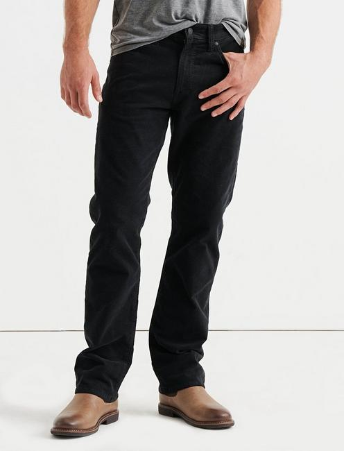 Lucky 363 Straight Stretch Corduroy Jean