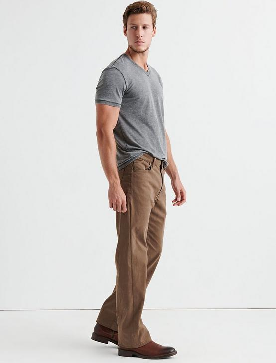181 RELAXED STRAIGHT JEAN, BARK, productTileDesktop