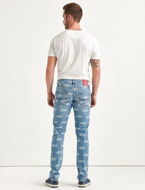 Totally Lucky 110 Skinny Jean, NINETIES BLUE