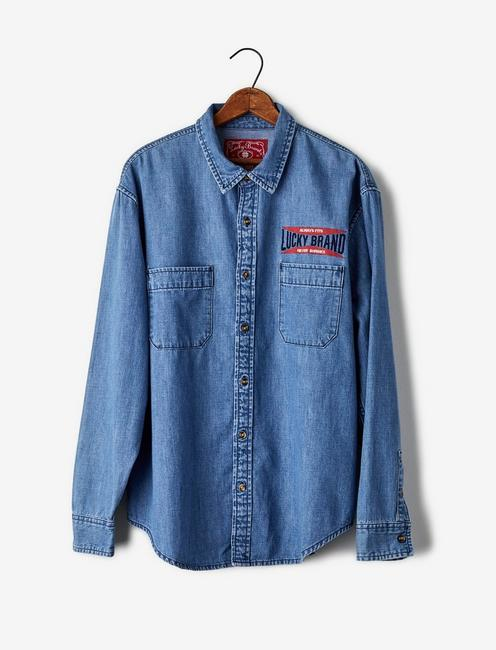 Totally Lucky Workwear Shirt,