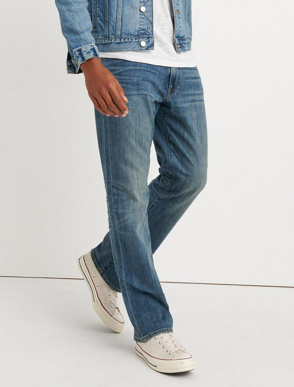181 RELAXED STRAIGHT JEAN, image 1