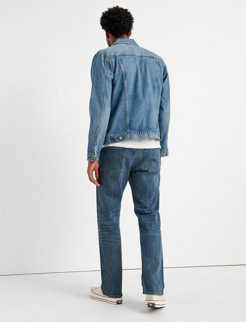 181 RELAXED STRAIGHT JEAN, IRON TIGEREYE