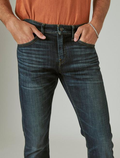 110 SLIM COOLMAX STRETCH JEAN, LEON PARK