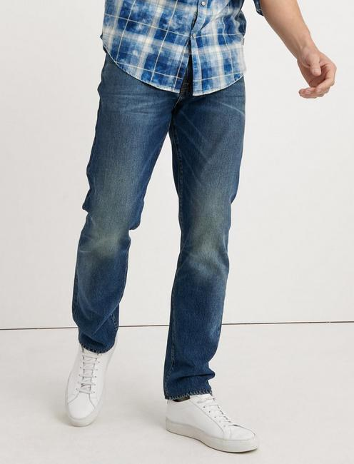 410 ATHLETIC SLIM VERTICAL STRETCH JEAN, NEBRASKA
