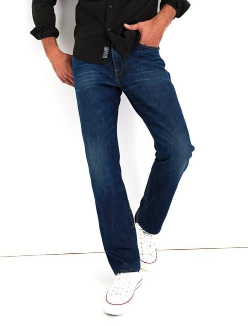 363 Straight Vertical Stretch Jean