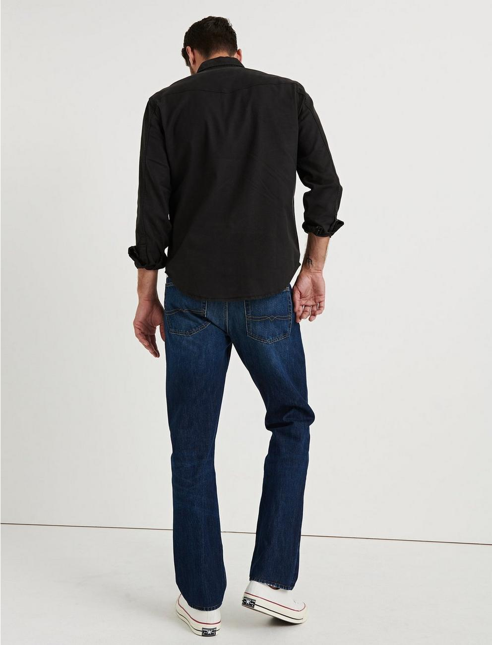 363 VINTAGE STRAIGHT VERTICAL STRETCH JEAN, WALDON WOODS