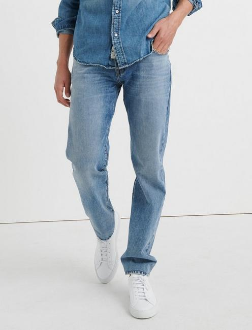 221 Straight Vertical Stretch Jean