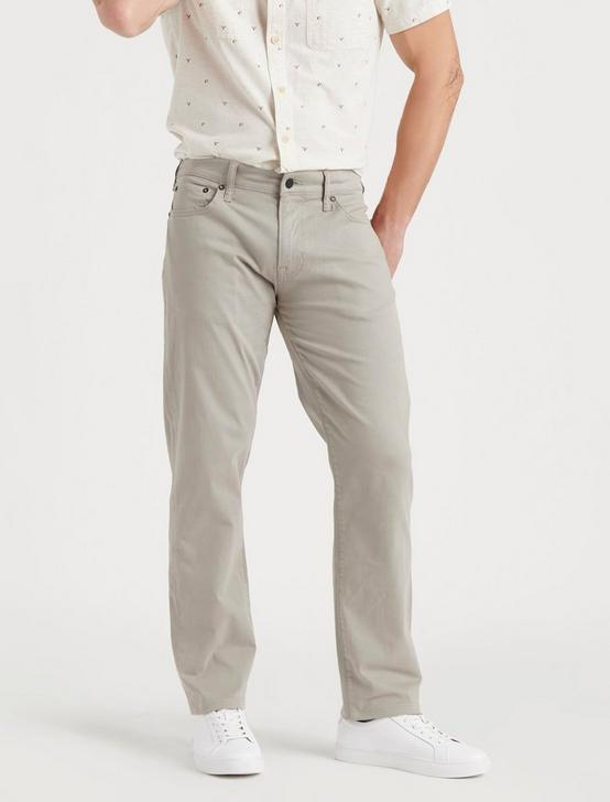 221 STRAIGHT STRETCH SATEEN JEAN, ROCKAWAY GREY, productTileDesktop