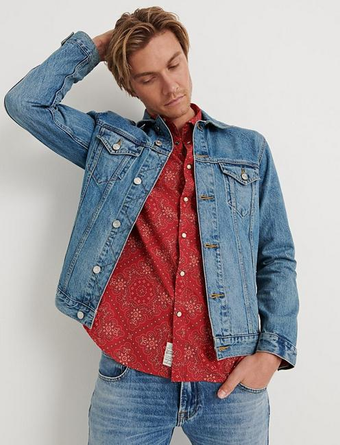 Mckinney Denim Jacket