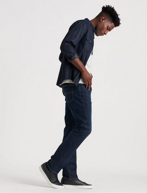 410 ATHLETIC SLIM JEAN, TAHOE PINE