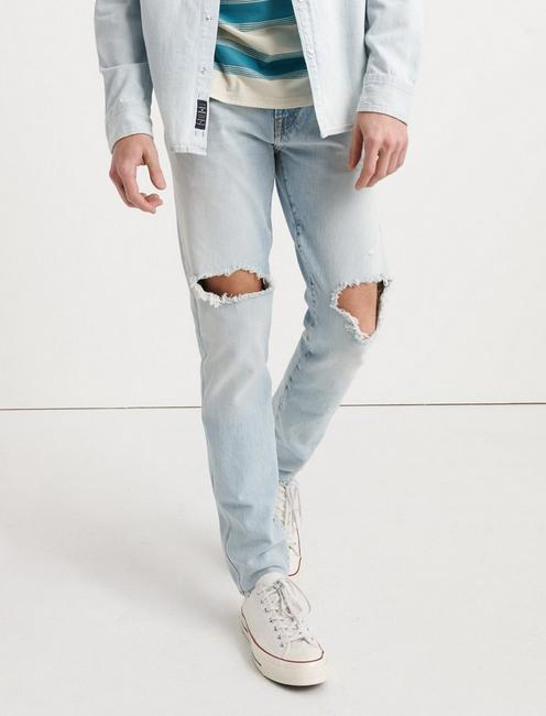 110 SKINNY VERTICAL STRETCH JEAN, EL PORTO