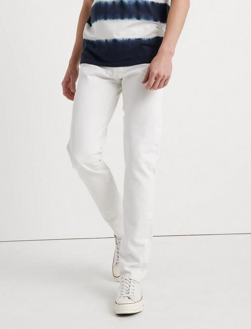 110 SLIM VERTICAL STRETCH JEAN, ZUMA BEACH