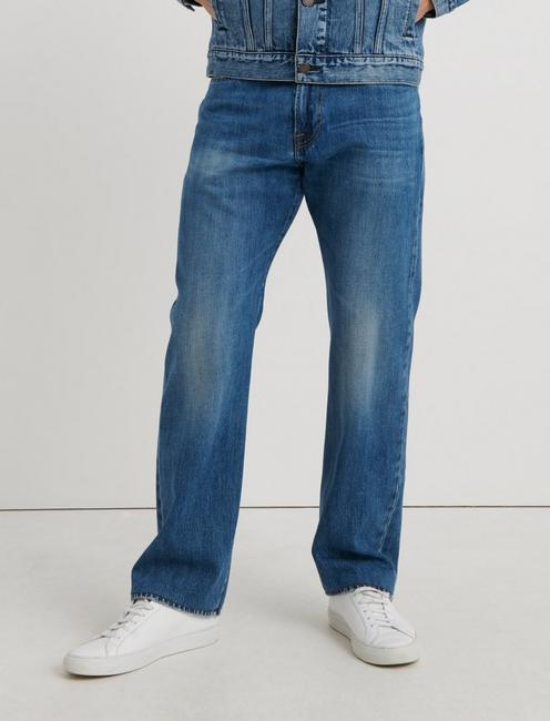 181 Relaxed Straight Tencel Jean