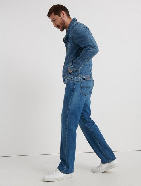 181 RELAXED STRAIGHT TENCEL JEAN, CARMELLO
