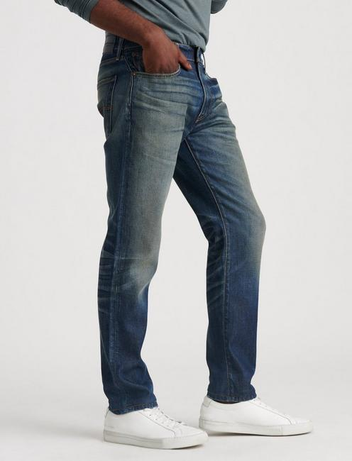 222 TAPER STRETCH JEAN, SPRINGER