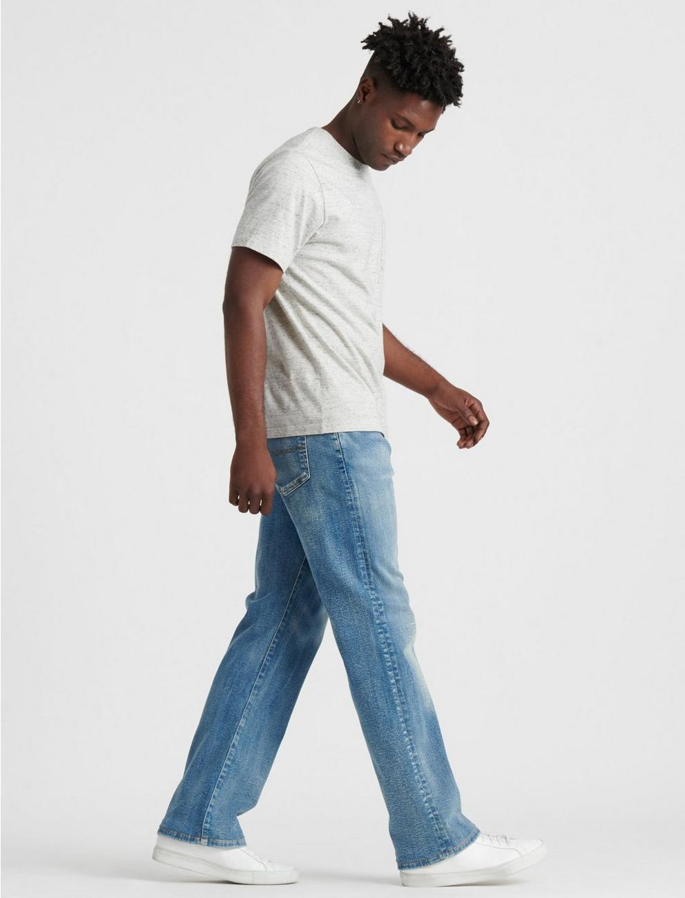 181 RELAXED STRAIGHT ADVANCED STRETCH JEAN, PANORAMA POINT