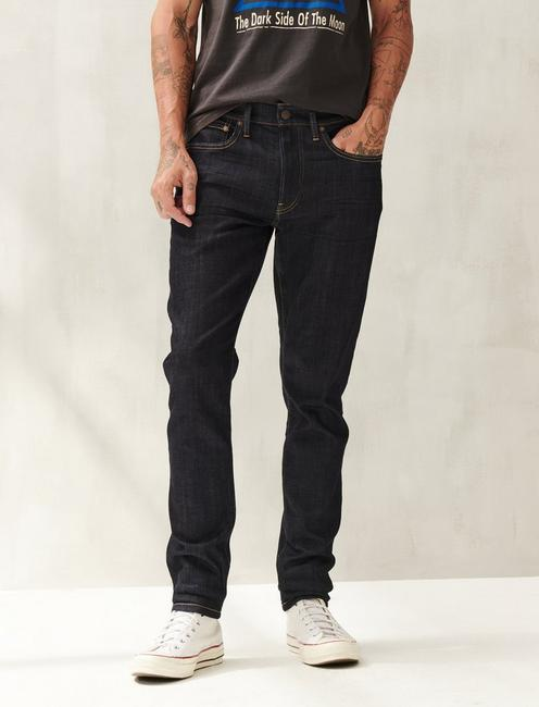 105 SLIM TAPER COOLMAX STRETCH JEAN, HULA