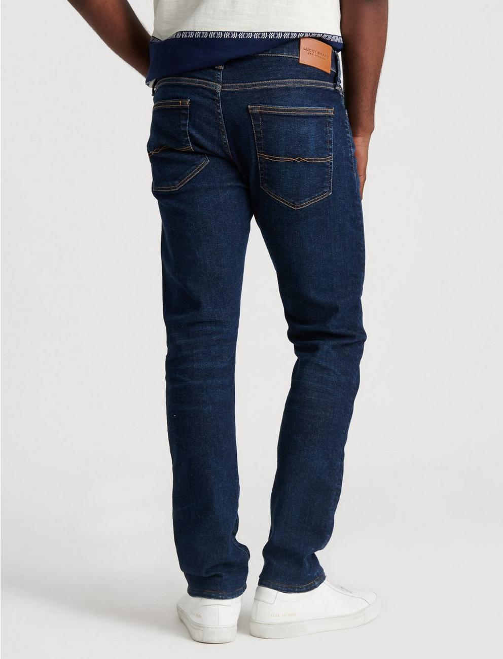110 SLIM ADVANCED STRETCH JEAN, WRIGHT