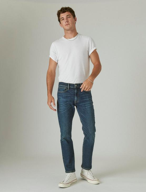 121 SLIM STRAIGHT ADVANCED STRETCH JEAN, FEDERAL, productTileDesktop