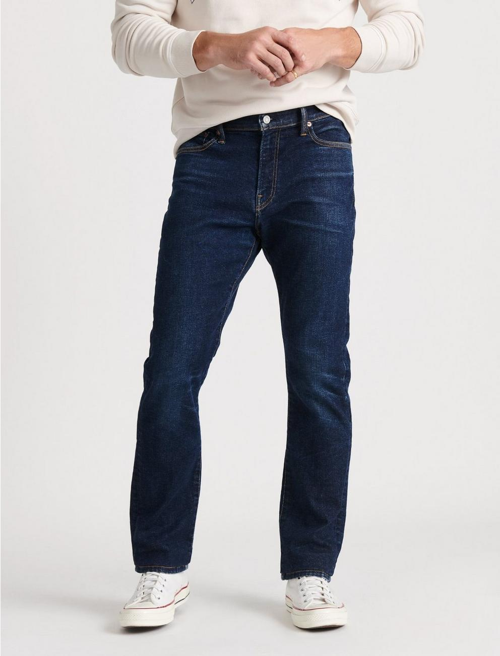 410 ATHLETIC SLIM ADVANCED STRETCH JEAN, WRIGHT