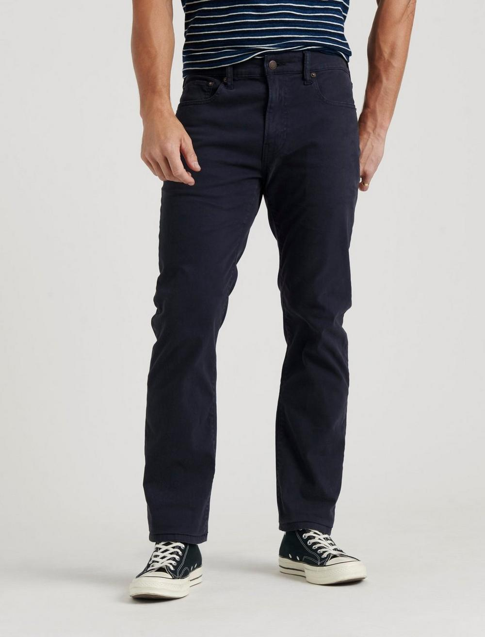 223 STRAIGHT SATEEN STRETCH JEAN, image 2