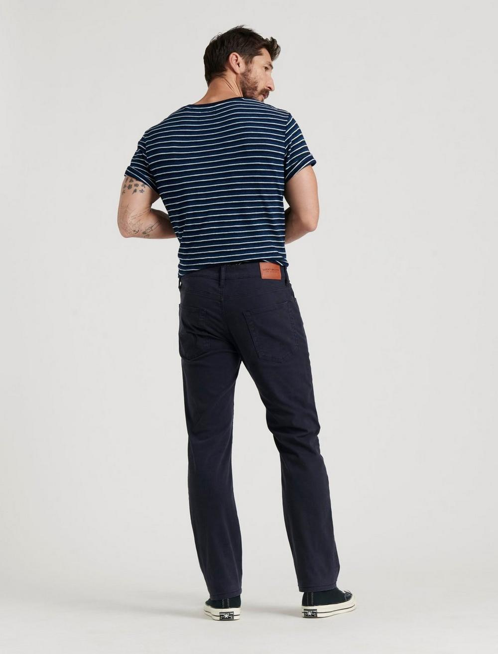 223 STRAIGHT SATEEN STRETCH JEAN, image 4