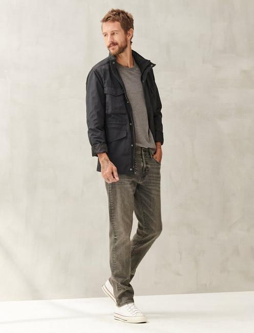 110 SLIM ADVANCED STRETCH JEAN, BENOIT NEW