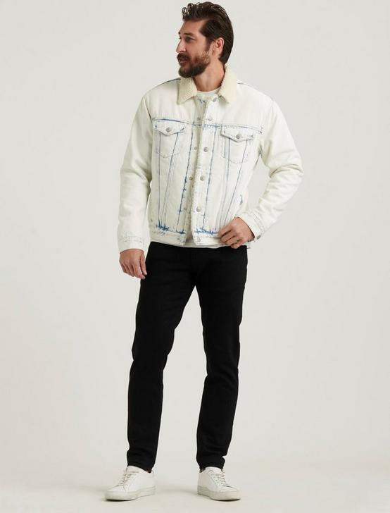 THE SHERPA TRUCKER JACKET, OLVERA STREET SHERPA, productTileDesktop