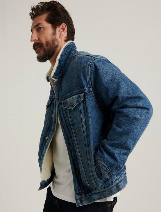 THE SHERPA TRUCKER, WILLOW STREET SHERPA, productTileDesktop