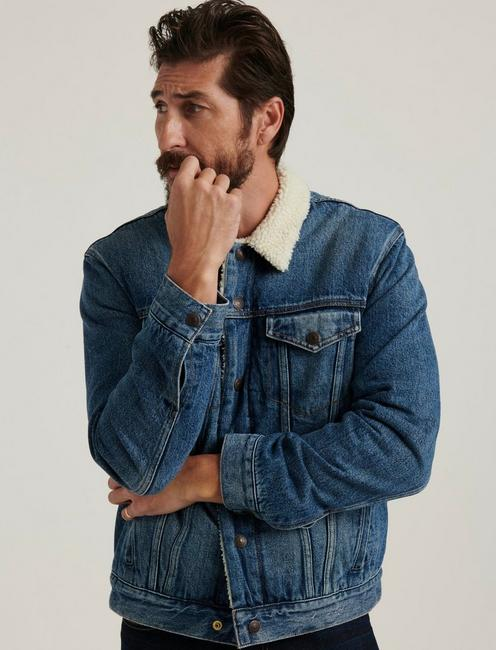 THE SHERPA TRUCKER, WILLOW STREET SHERPA