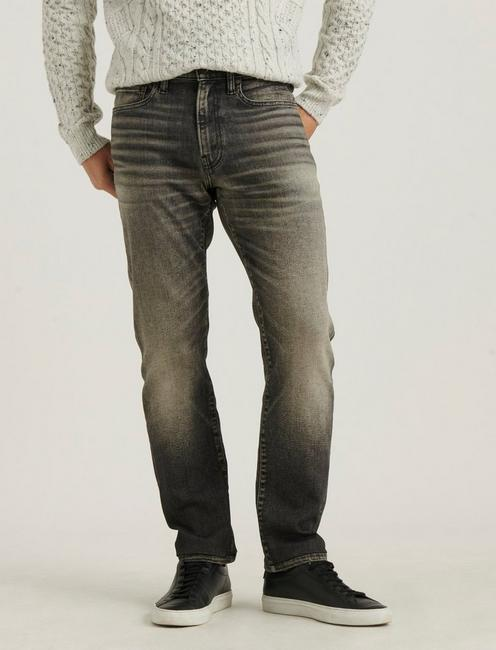 121 SLIM STRAIGHT ADVANCED STRETCH JEAN, EAST 4TH STREET