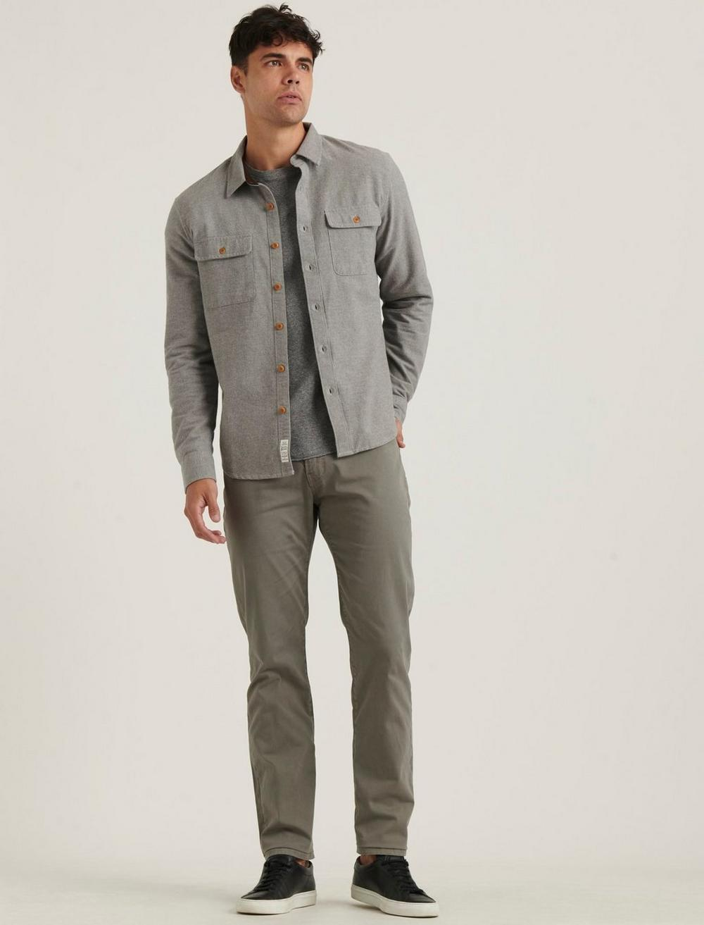 223 STRAIGHT SATEEN STRETCH JEAN, image 1