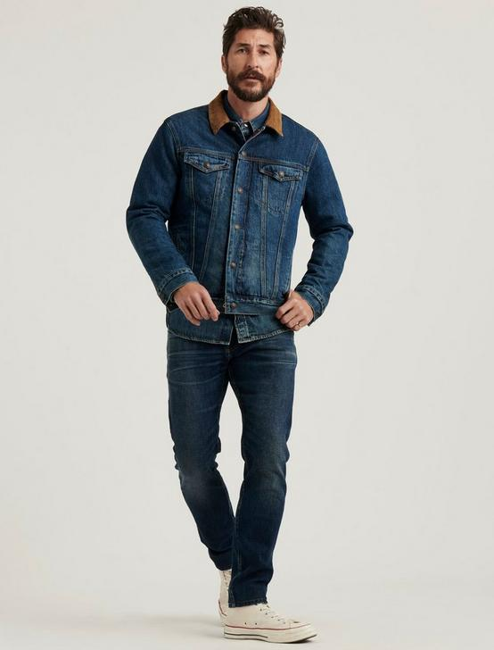 THE TRUCKER JACKET, EMORY LINED, productTileDesktop