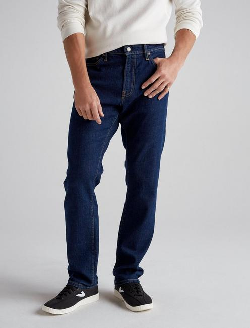 410 ATHLETIC SLIM SELVEDGE JEAN, RISING VIEW