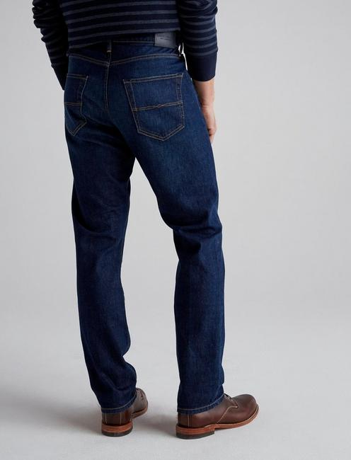 410 ATHLETIC SLIM SELVEDGE JEAN, EVANVIEW