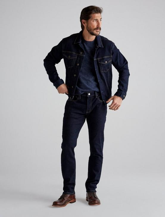 222 TAPER JEAN, CASHMERE RINSE, productTileDesktop