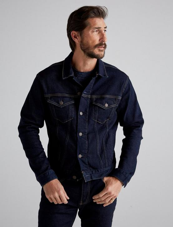 THE TRUCKER, CASHMERE RINSE, productTileDesktop