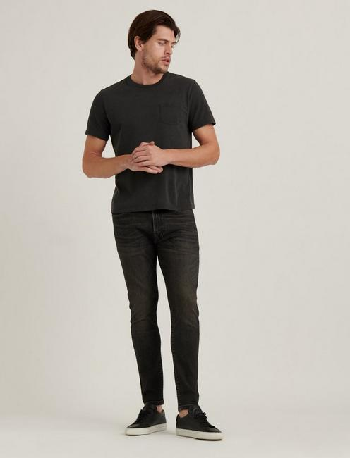 105 SLIM TAPER ADVANCED STRETCH JEAN,