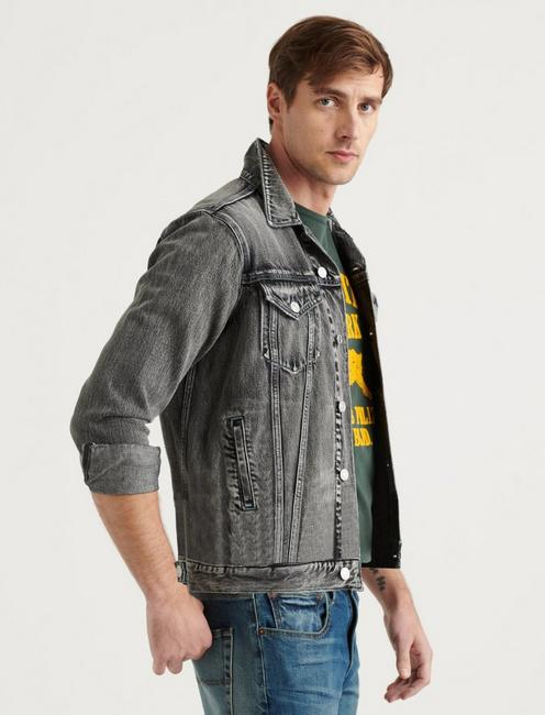 THE TRUCKER JACKET, WHAT