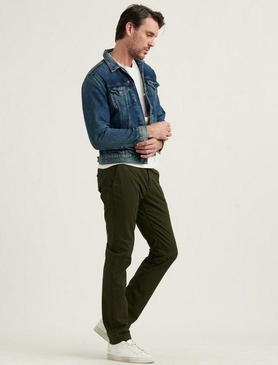 The Sateen Trucker Jacket